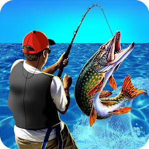 Real fishing summer simulator android apps on google play for Real fishing games