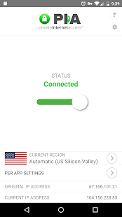 VPN by Private Internet Access- screenshot thumbnail