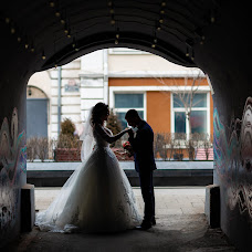 Wedding photographer Mikhail Roks (Rokc). Photo of 25.05.2018