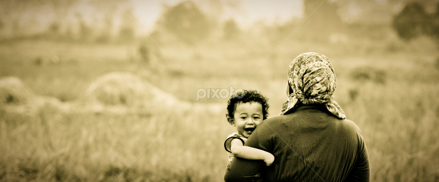 Happy by Kenny Sutan Sati - People Family