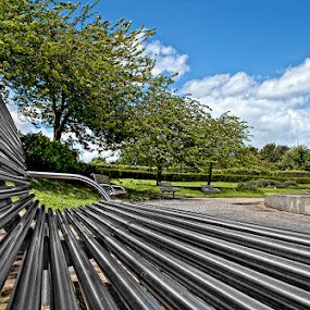 by Will Perrin - City,  Street & Park  City Parks ( pwcbenches )