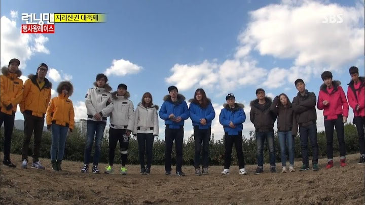 Top 10 Moments of Running Man Episode #221