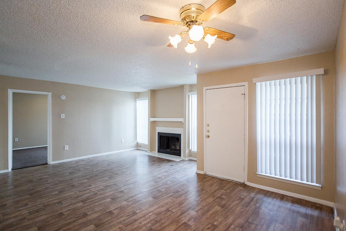 Standard b 2 floorplan 2 bed 2 bath cooper park for Cooper apartments