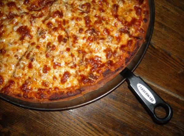 Walla Walla Sweet Onion & Chanterelle Pizza Recipe