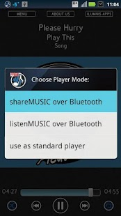Bluetooth Music Player- screenshot thumbnail