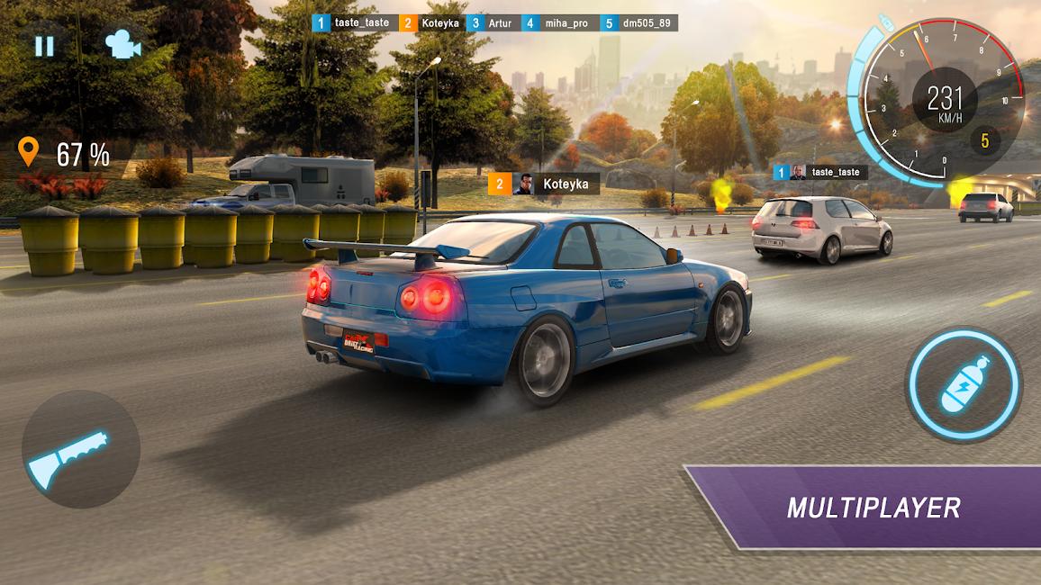 CarX Highway Racing MOD APK 1.72.1 1