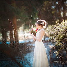 Wedding photographer Aleksandra Shimolina (kuwschinka). Photo of 21.03.2015