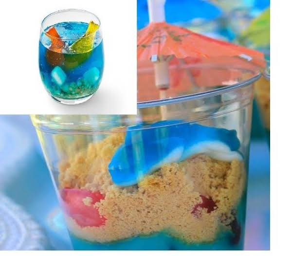 Imaginable Underwater World Recipe