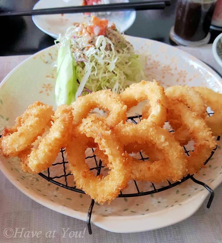 ika fry