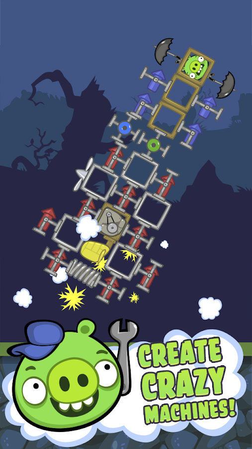 Bad Piggies- screenshot