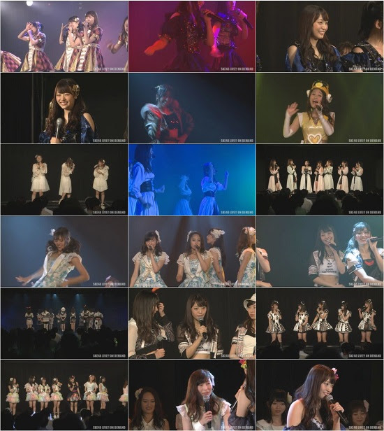 (LIVE)(720p) AKB48 SKE48 NMB48 公演 Live 720p 170729 170731