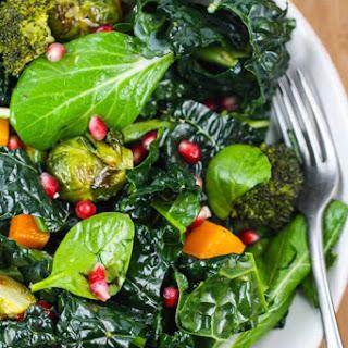 Roasted Winter Vegetable Salad.