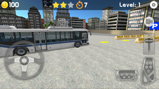 Bus Parking 3D 3.6 screenshots 18