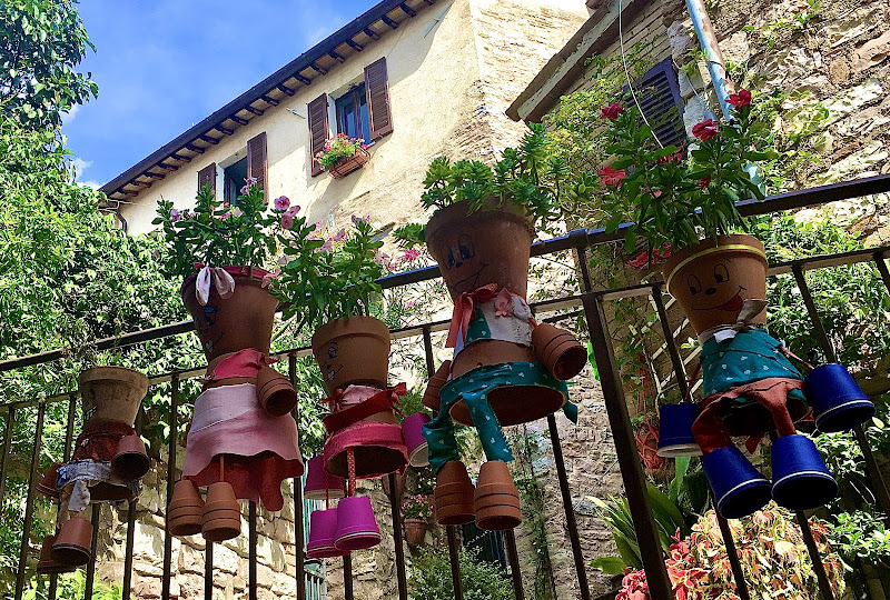 Spello : green city  di annabus58