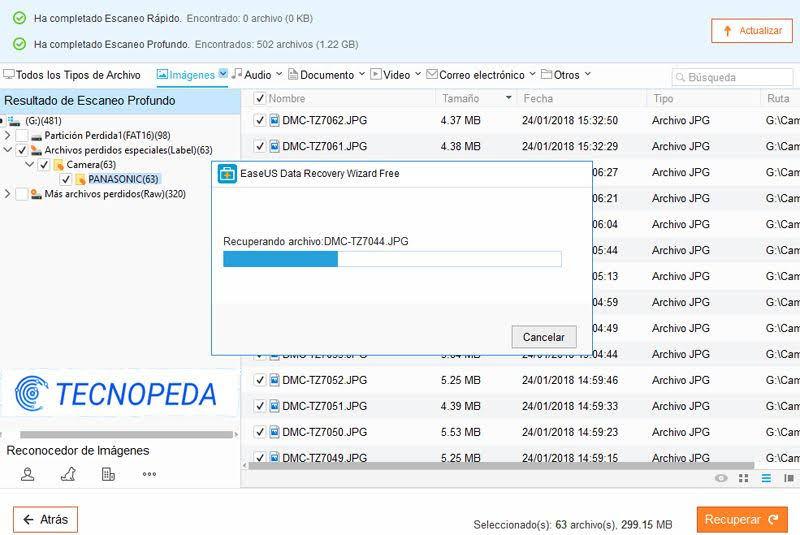 programa gratis para recuperar datos borrados