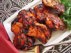 Tandoori Chicken ( 1/2 )