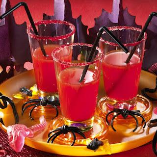 Spooky Halloween Juice.