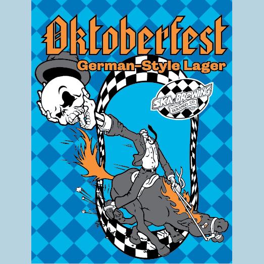 Logo of Ska Oktoberfest German-Style Lager
