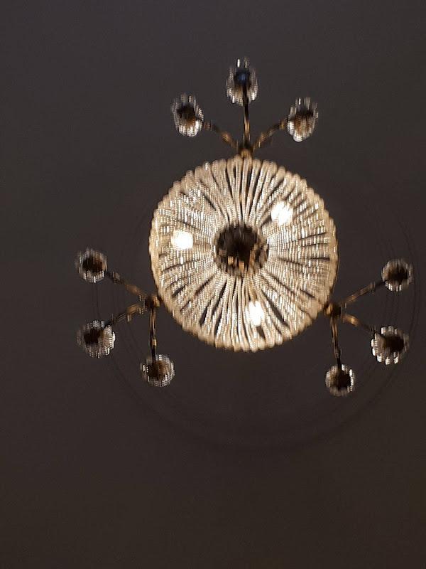 Kroonacker - Sac a perles , napoleon II stijl, kristal en brons
