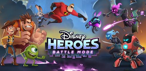 Disney Heroes Battle Mode Aplikacje W Google Play