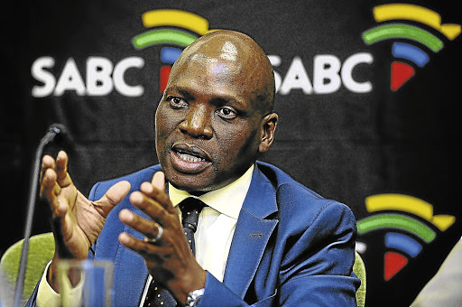 Darling of artists: Former SABC chief operations officer increased local music content by 90%, a decision that has since been reversed. Picture: RUSSELL ROBERTS
