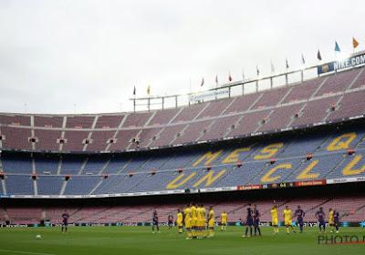 Opvallend: Messi zorgt eigenhandig voor overtuigende winst in compleet leeg Camp Nou