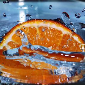 orange by An Gela - Food & Drink Fruits & Vegetables ( water, orange )