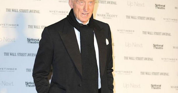 Charles Dance first met Widow co-star Kate Beckinsale when she was 10