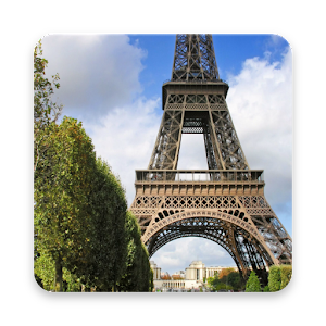 eiffel tower photo frame editor - Eiffel Tower Picture Frame