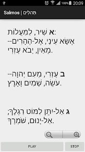 Tanakh, Hebrew-Portuguese - náhled