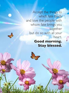 Download Everyday Blessing and Inspiration Quotes For PC Windows and Mac apk screenshot 1