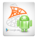 Android SSRS Client icon