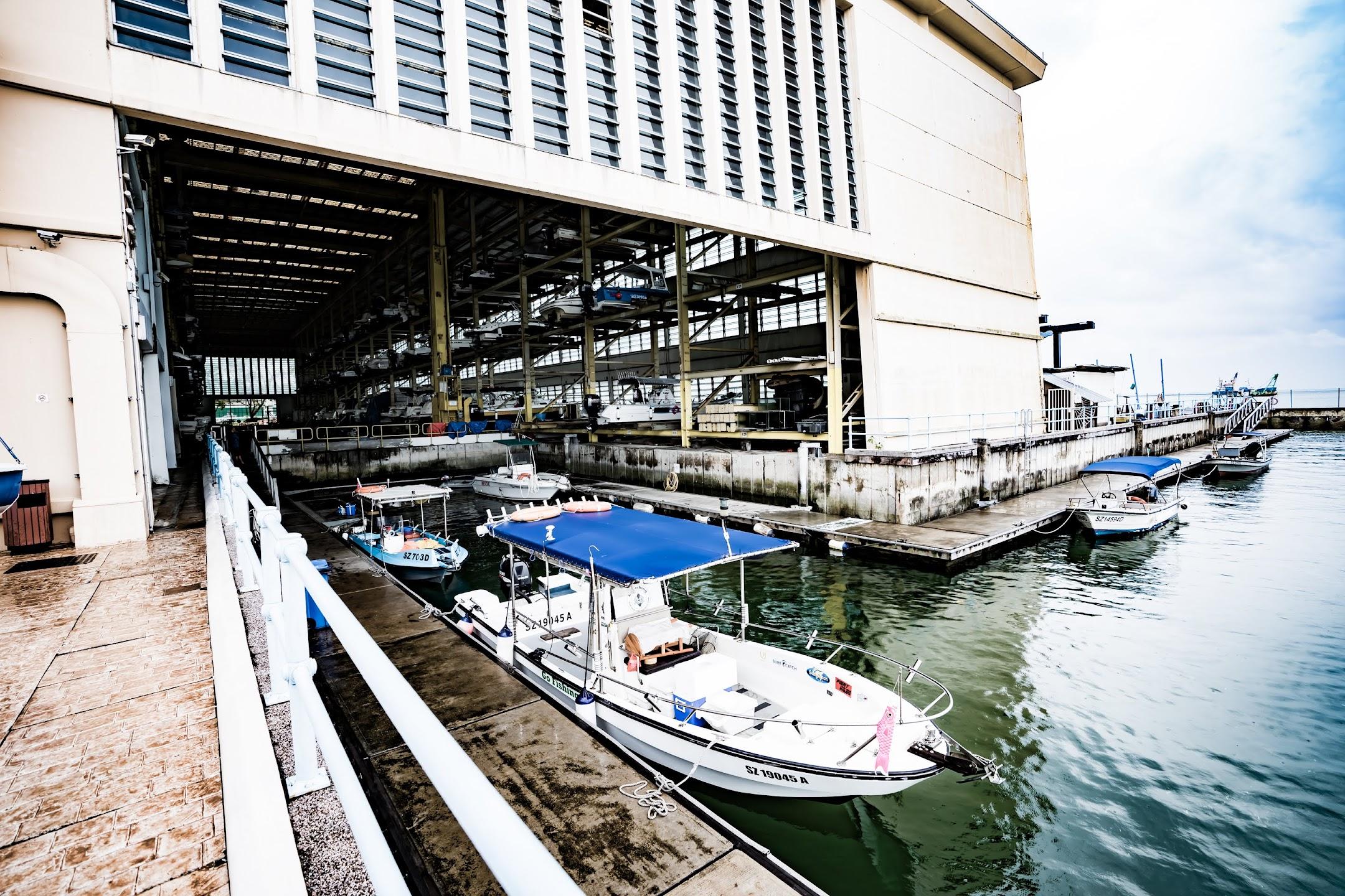 Singapore Raffles Marina2