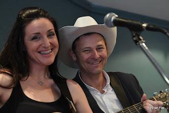 Photo: Megan Laurie and Tim Winsdor