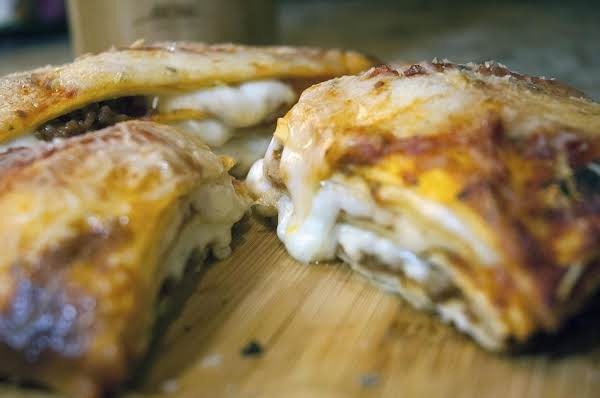Awesome Four-layer Pizza Recipe