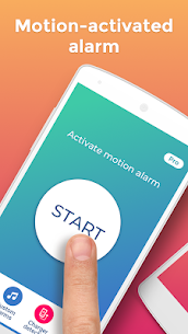 Don't touch my phone: Motion alarm app 1.4.21 MOD Apk Download 1