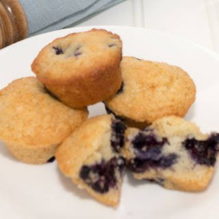 Blueberry Mini-Muffins