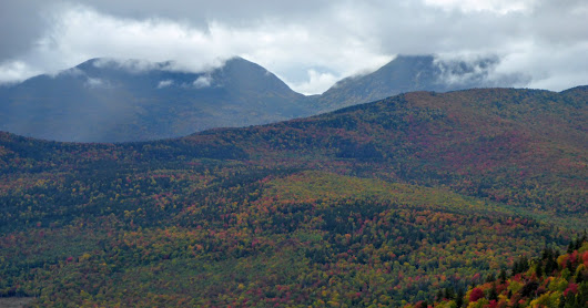 Mount Nancy & The Doubleheads, NH