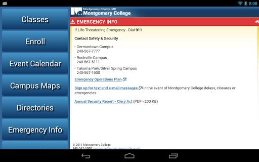 Montgomery College Apk Download Apkpureco