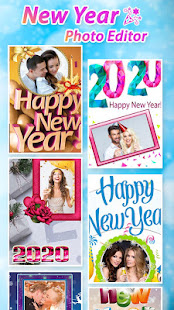 Download New Year Photo Frame 2020 For PC Windows and Mac apk screenshot 5