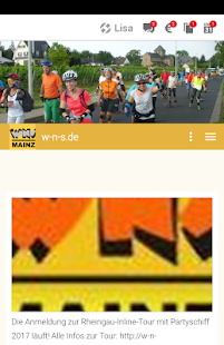 w-n-s.de- screenshot thumbnail