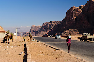 Photo: Serene at Wadi Rum village