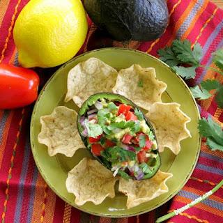 One Avocado Guacamole.