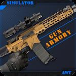 Ultimate Weapon Simulator FREE Icon