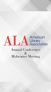 ALA Mobile Conference - náhled