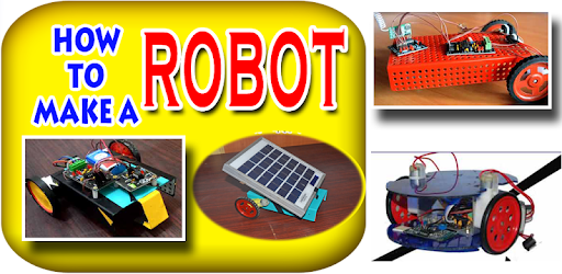 How To Make A Robot Apps On Google Play