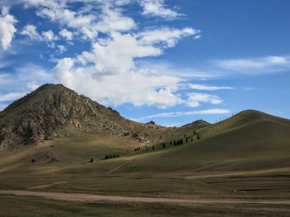 Parc National de Gorkhi Terelj