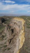 Photo: Paredes de la quebrada al costado del camino Arbolitos - Alto Selva Alegre 04-Marzo-2013