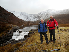 Photo: Breda Noonan's A walk to Skregmore and Beenkeragh in the Macgillycuddy's Reeks, Sunday February 9th, 2014. 1 of 4