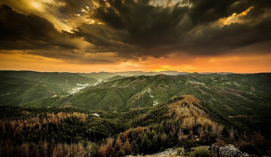 by Ivan Pavlov - Landscapes Sunsets & Sunrises ( sky )